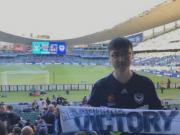 海外球迷访谈:墨尔本求学的陕西男孩神出青云