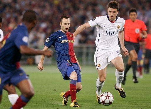 决战罗马:2009年欧冠决赛,巴塞罗那vs曼联图片