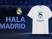 皇者归来!皇家马德里夺冠纪念T恤开始预售啦