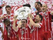 17-18赛季拜仁慕尼黑主场球迷版球衣实物大赏