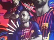 17-18赛季耐克旗下球队的新球衣发布在即