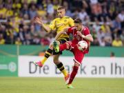 德国U19决赛,多特点杀拜仁