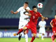 初登世界舞台,世青赛首战创历史,越南足球何以崛起?