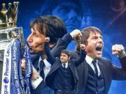 英超赛季最佳教练:孔蒂
