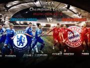 鏖战安联-2012年欧冠决赛拜仁慕尼黑vs切尔西