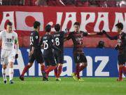 日媒:鹿岛后卫因伤缺阵恒大
