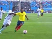 比赛集锦:厄瓜多尔U20 1-2 沙特U20