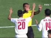 比赛集锦:法国U20 4-0 越南U20