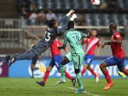 比赛集锦:哥斯达黎加U20 1-1 葡萄牙U20