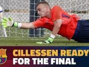属于你的机会终于到来,西莱森努力备战国王杯决赛