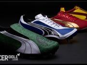 速度系不可磨灭的经典:Puma V系列足球鞋