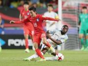 比赛集锦:英格兰U20 1-0 韩国U20