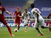比赛集锦:塞内加尔U20 0-1 美国U20