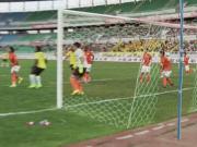 比赛集锦:呼和浩特小草 1-3 武汉卓尔