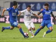 比赛集锦:广州富力 0-0 上海绿地申花