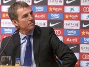 巴萨技术总监说漏嘴:巴尔韦德会成为球队新主帅