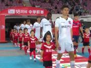 比赛集锦:深圳佳兆业 1-1 新疆体彩