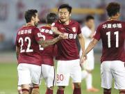 比赛集锦:河北华夏幸福 2-1 长春亚泰