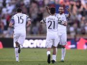 比赛集锦:博洛尼亚 1-2 尤文图斯