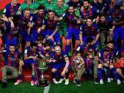 国王杯决赛巴萨vs阿拉维斯:梅西主导进攻,决定比赛