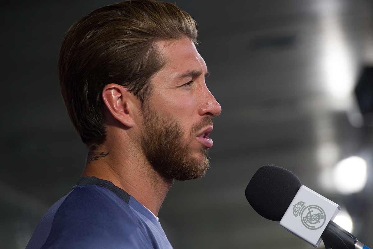 拉莫斯:每次我看到自己的欧冠绝杀球都很激动