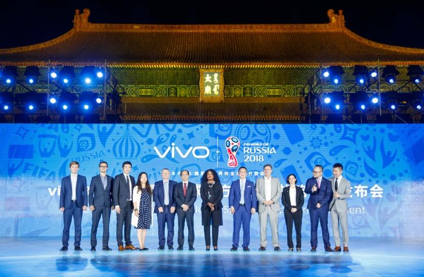 世界杯再添强劲助力,vivo宣布成为世界杯赞助商
