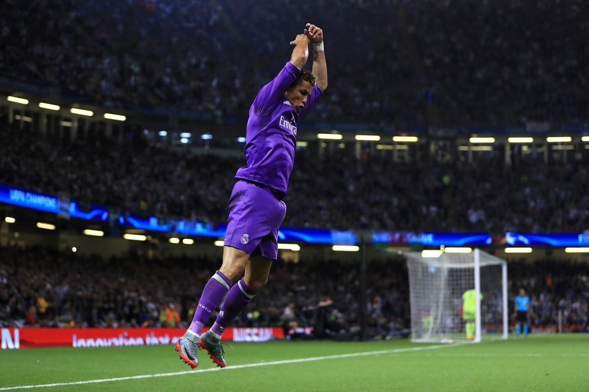 赛事回顾:2017年欧冠决赛尤文图斯vs皇家马德