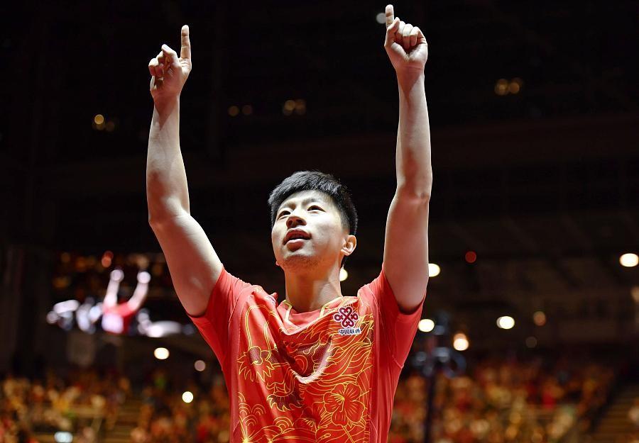 正文新闻(图)乒乓球大满贯得主马龙(图)这也是马龙马卡龙!广州赛马场老照片图片