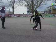 街球大神Bencok本尊讲解他的专属动作:Tw move