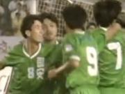 你还记得吗?23年前,谢峰面对卡佩罗执教的AC米兰头球破门