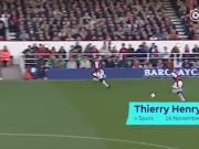 英超每日一球:02年亨利以一敌五,长途奔袭