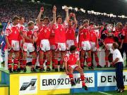 丹麦童话25周年,那个夏天,全欧洲都是奇迹的红白色