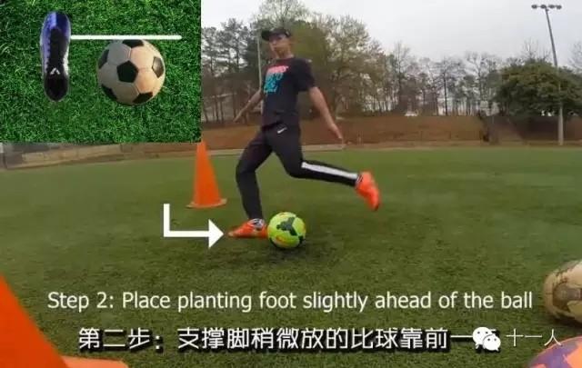 足球技巧:怎樣像皮爾洛那樣過頂長傳 — 足球視頻||懂圖片