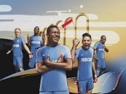 摩纳哥2017-18赛季客场球衣发布!
