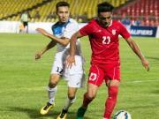 比赛集锦:吉尔吉斯斯坦 U23 1-2 伊朗U23