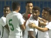 比赛集锦:沙特阿拉伯U23 3-1 巴林U23