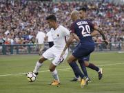 比赛集锦:罗马 4-6 巴黎圣日耳曼