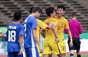 比赛集锦:菲律宾U23 0-2 中国U23
