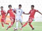 比赛集锦:阿联酋U23 0-2 乌兹别克斯坦U23