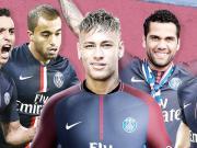 如果内马尔去巴黎,巴萨下赛季会无冠?FM是这么认为的