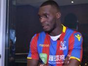 本特克专访:向中国球迷问好;比利时国家队竞争很激烈