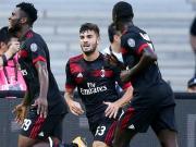 米兰4-0拜仁,博努奇首秀,凯西恰球王斩首球,库特罗内双响