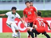比赛集锦:蒙古U23 0-7 印度尼西亚U23