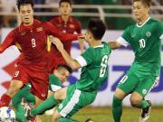 比赛集锦:越南U23 8-1 中国澳门U23