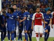 比赛集锦:切尔西 3-0 阿森纳
