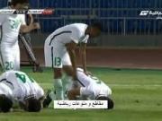 比赛集锦:沙特U23 8-0 阿富汗U23