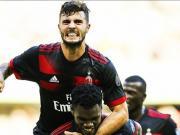 比赛集锦:拜仁慕尼黑 0-4 AC米兰