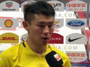 于汉超:很遗憾2-2的比赛结果