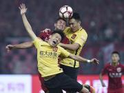 比赛集锦:上海上港 2-2 广州恒大淘宝
