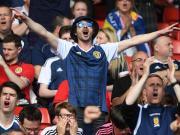 球迷嘘国歌,苏格兰被FIFA罚款